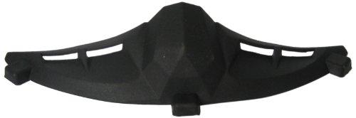 LS2 Helmets Breath Deflector for FF385/387/396 Helmets (Black)