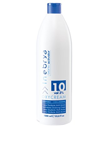 Inebrya OXYCREAM 10 VOL 3% 1000ml