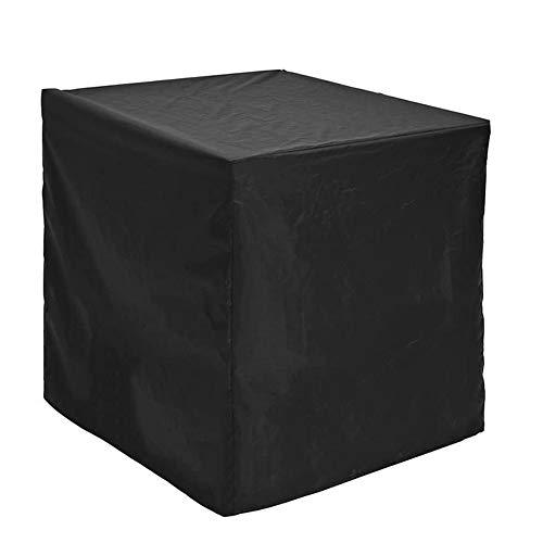 Xiaoqingmiao Quadratische Tischabdeckung Gartenmöbel Abdeckungen Grillen Wasserdichte Abdeckung Outdoor-Möbelsets Schutzbezüge