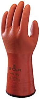 SHOWA ATLAS 460 S Vinylove cold resistant insulated gloves-Small