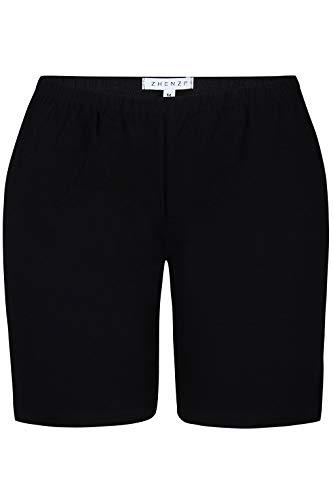 Legging fietsbroek Zhenzi maat:54-56 kleur BLACK/0900