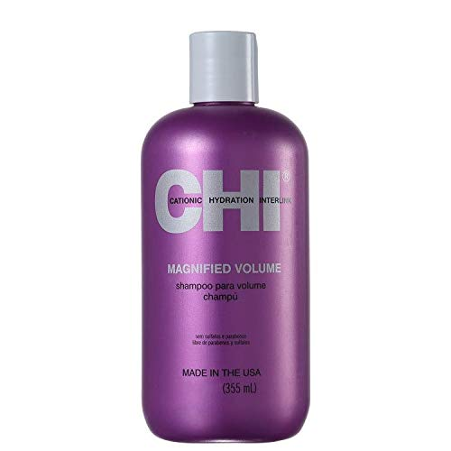 Shampoo Chi Magnified Volume sem Sulfato 355ml