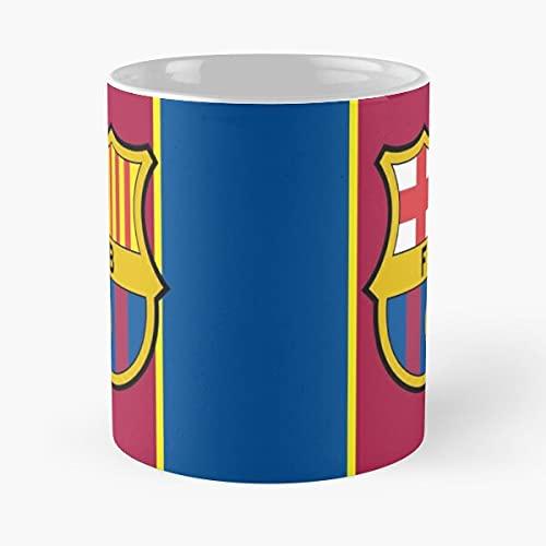 FC Barcelona Meilleure Tasse À Café en Céramique Blanche 11