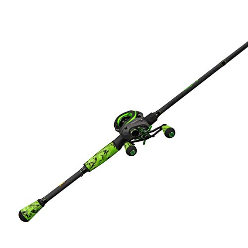 Lew's Mach 2 SLP 7'-1 Medium Heavy Right Hand Baitcast Combo