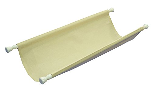 平安伸銅工業突っ張りファブリックラック取付寸法70~110cmTFS-1