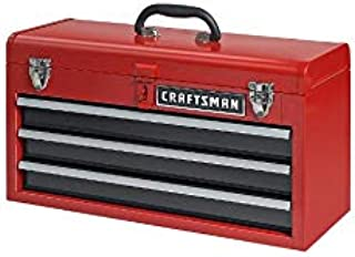 Best craftsman 3 drawer portable metal tool chest Reviews