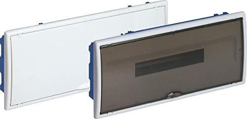 SOLERA Cuadro eléctrico empotrar pladur 22 Elementos Marco y Puerta Blanco 8690HGW