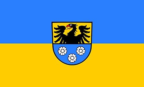 Unbekannt magFlags Tisch-Fahne/Tisch-Flagge: Wertheim 15x25cm inkl. Tisch-Ständer