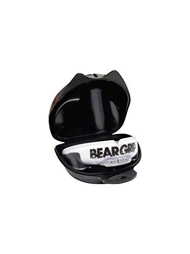 Protector bucal para boxeo, rugby, MMA, hockey, karate y todos los deportes de contacto, blanco, Adult (11+)