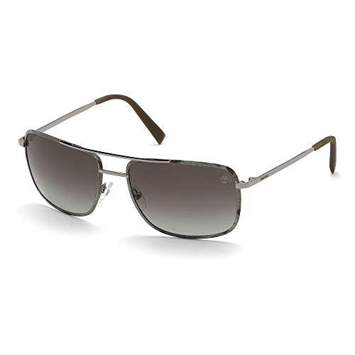 Timberland Hombre gafas de sol TB9202, 98R, 62
