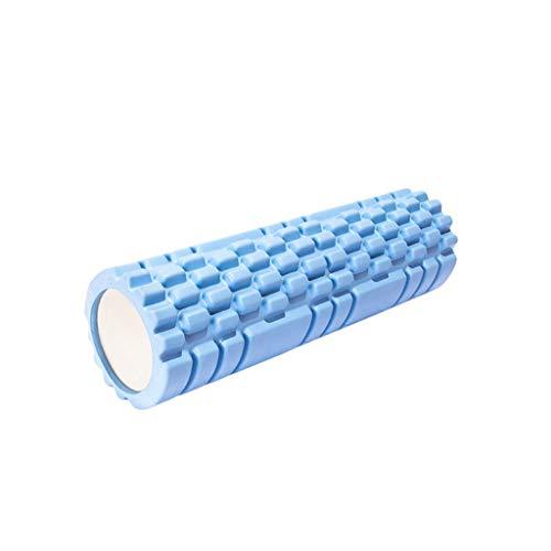 WanYangg Rückenübungen Faszienrolle,Trigger Point Faszienrolle Foam Roller Massagerolle Schaumstoffrolle für Nacken, Rücken & Wirbelsäule