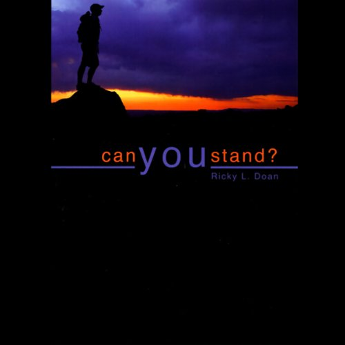 Can You Stand? audiobook cover art