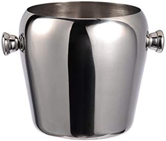 WJCCY Stainless Steel Ice Bucket Whill Under blast sales Beer OFFicial Champagne Barrel