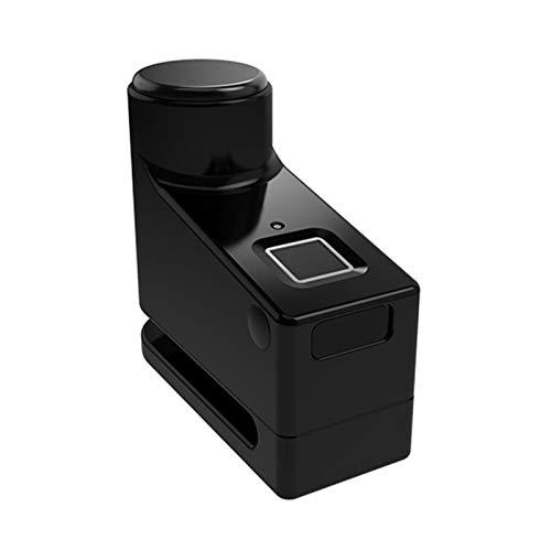 Alarma anti-ROFT Alarma de la alarma de bloqueo 1set Smart Finger Huella...