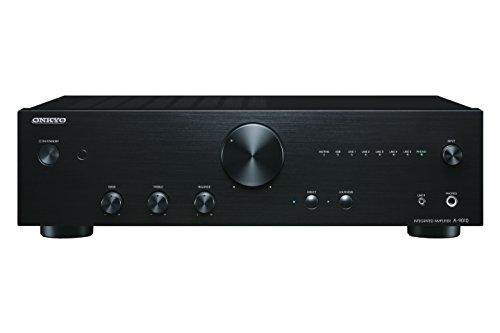Onkyo A-9010 Amplificatore Stereo Audiophile Nero/Antracite