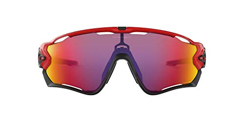 Oakley Jawbreaker, Gafas de Sol para Hombre, Redline, 31