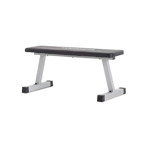 Weider Platinum Flat Bench, Black