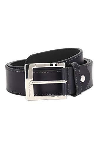 Peter England Black Belt, (Model: RL32193018), Large