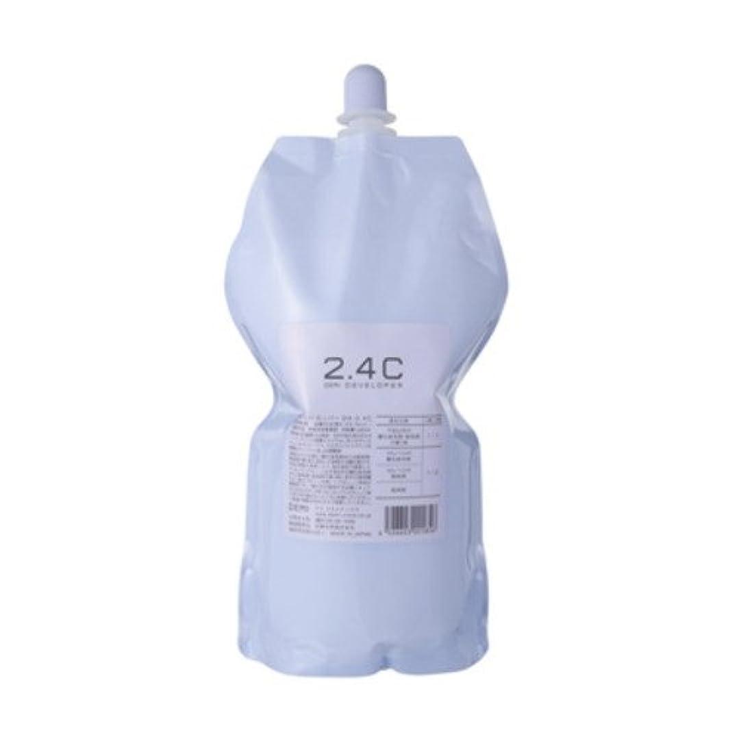 効果的に階段慎重にデミ ディベロッパー オキシ 2.4%(2剤)