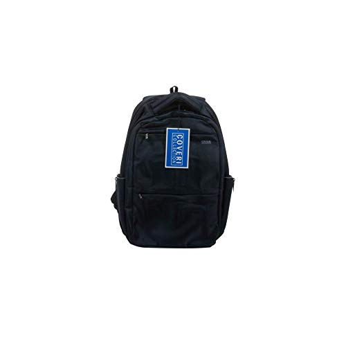 Koffer PC Backpack COVERI COLLECTION Schwarz