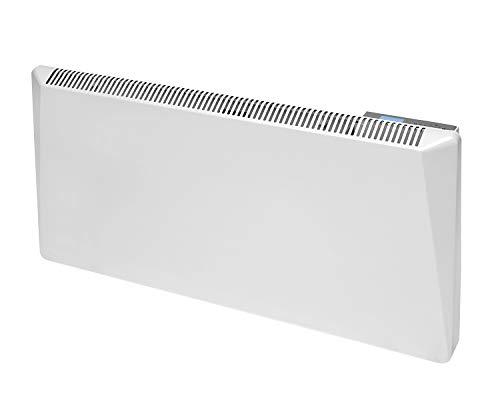 RADIALIGHT️ Sirio Termoconvettore Elettrico Portatile Basso Consumo Controllo Digitale Temperatura Programmabile Eco Stufa Riscaldatore a Risparmio Energetico Protezione umidità IP24 1500W