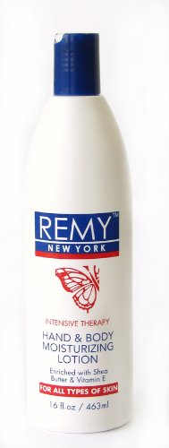 Remy New York Hand & Body Moisturizing Lotion 463ml