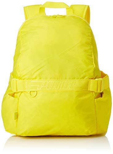 PUMA Damen Cosmic Backpack Rucksack, Blazing Yellow, OSFA