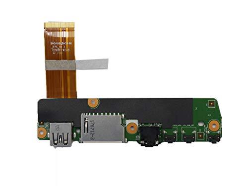 Placa de Audio y USB para Ordenador portátil para Lenovo Flex 3-1130 Yoga 300-11IBR 5C50K13630 Nuevo