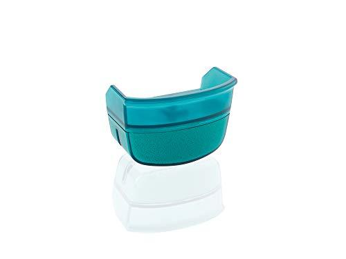 Leifheit CleanTenso Filtro per Lavapavimenti a Vapore, Blu, 8.6x5.4x9.4 cm