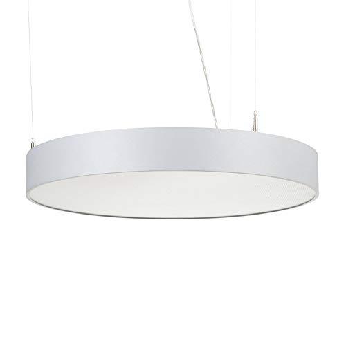 LED Lámpara colgante 'Lio' (Moderno) en Gris hecho de Metal e.o. para Salón & Comedor (1 llama, A+) de Arcchio | lámpara colgante LED, lámpara colgante LED, lámpara LED, lámpara de techo, lámpara de