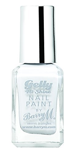 Barry M Cosmetics Gelly Nail Paint, Cotton by Barry M
