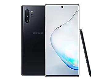 Samsung Galaxy Note 10+ Plus N975 6.8  Android 256GB Smartphone  Renewed   Black T-Mobile