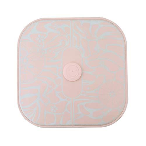 N /A Smart EMS Micro-current Foot Massager Mat, Folding Portable Electric Foot Massager Mat Stovepipe Pad USB Rechargeable Feet Massager Machine Alleviates Feet & Leg Pain