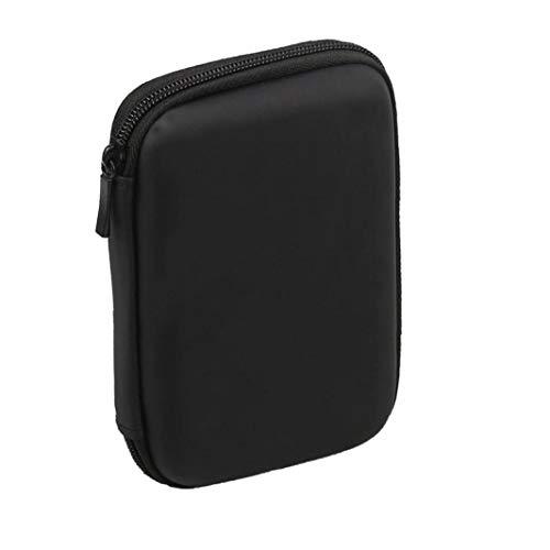 Mini USB 3.0 / USB 2.0 1tb External Mobile Hard Drive 301558 Compact Portable Hard Drive Case-Black Electronic Accessories