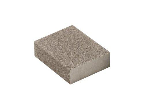 Perel DSS01H - Esponja de lija (100 x 70 x 25 mm, grano grueso)