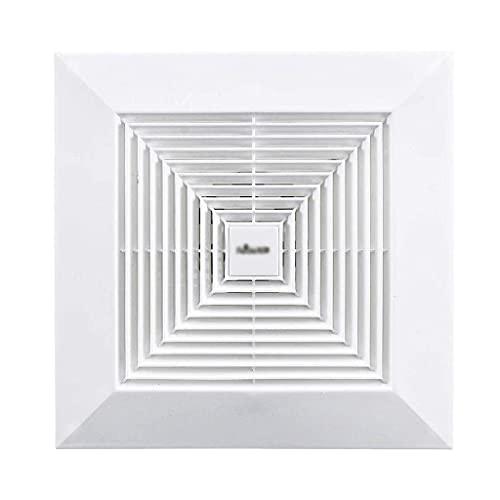 Extractor De Baño, Fan del extractor de baño, ventilador de la circunvalación de la cocina 10/12 pulgadas 220V Techo del techo Ventilador de la pared Ventilación de la pared Cocina Aseo ventilador ven