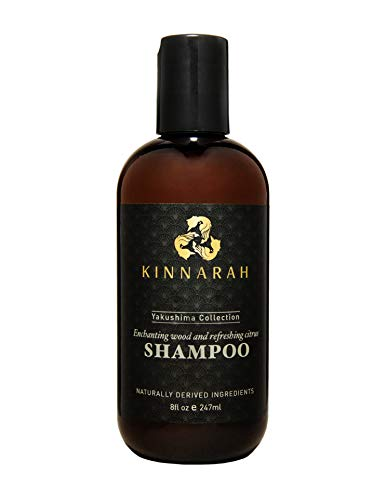 KINNARAH Aromatherapy Shampoo with Organic Coconut Oil, Moisturizing Hair Care for Dryness Helps Improve Strength, Volume, Shine and Manageability with Hydrating Botanicals