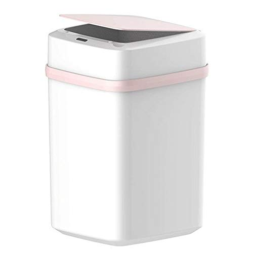 Schrank Mülleimer Trash Can - Küche und Badezimmer Neue Smart-Sensor-Abfalleimer Wireless Sensor Großer Automatische Papierkorb Haushalt intelligente Geräte Trash schön und praktisch Haushaltsprodukte