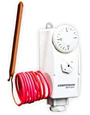 """COMPUTHERM WPR-90GC capillaire thermostaat met 1/2"""" inch dompelhuls"""