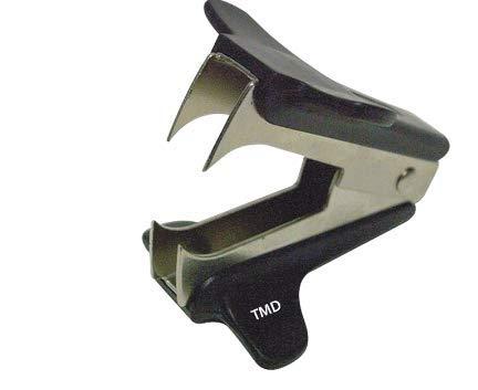 """Swingline Stapler Bundle of 2: Desk Stapler, 20 Sheet Capacity (Black) & 2 Packs of Standard Staples (1/4"""" Length, 210/Strip, 5000/Box)   Stapler Remover Photo #2"""