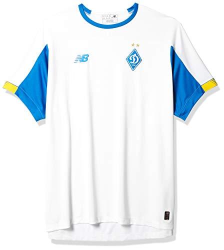 New Balance 2019-2020 Dynamo Kiev Home Football Soccer T-Shirt Trikot