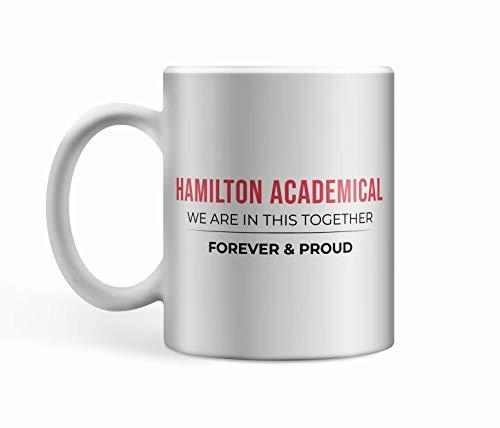 Hamilton Academical FC Ceramic Proud Mug/Cup