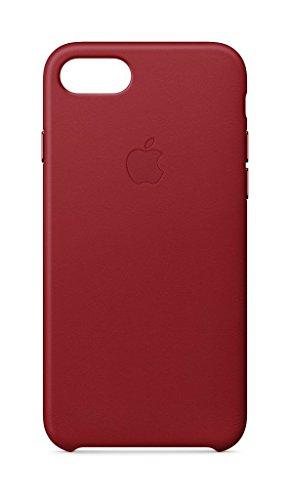 Custodia Apple in Pelle per iPhone 7 - (PRODUCT) RED