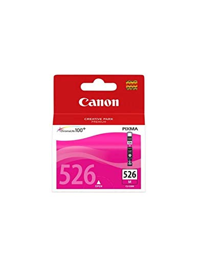 Canon - Cartucho de Tinta Original Canon CLI-526M MG5350 Magena
