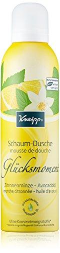Kneipp Schaum-Dusche Glücksmoment 200 ml, 3er Pack (3 x 0.2 l)