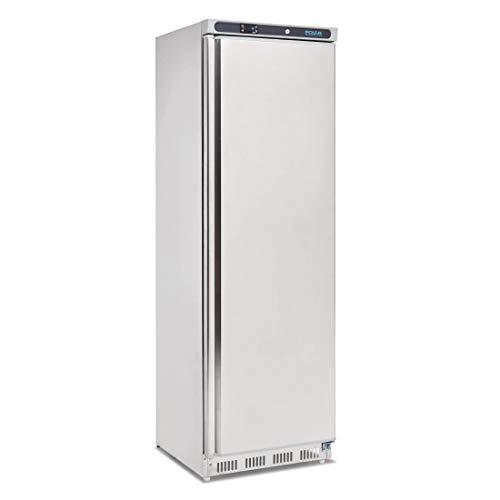 Congelador vertical INOX Polar