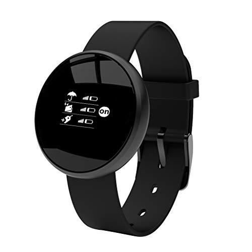 Smartwatch, Sportuhr, Touchscreen Fitnessuhr, wasserdichter IP68 Fitness Tracker, Herren Damenuhr mit Herzfrequenzmesser, Schlafmonitor Smartwatch für Frauen, Männer, Kompatibel mit Android und iOS