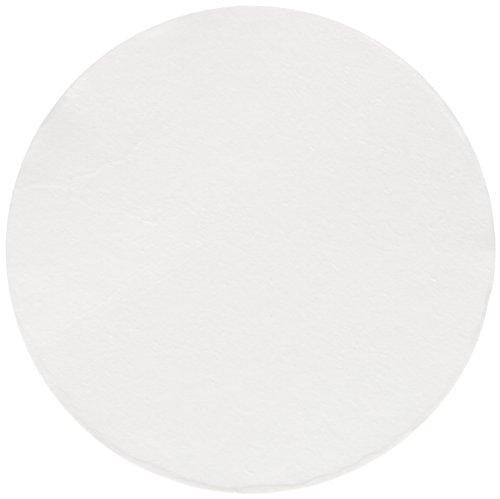 Ahlstrom 1610-1050 Borosilicate Glass Microfiber Filter Paper, 1.1 Micron, Medium Flow, Grade 161, 10.5cm Diameter (Box of 100)