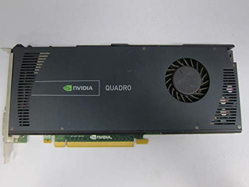 DELL 6WTYT - Dell/nVidia Quadro 4000 2GB GDDR5 PCI-E x16 Graphics Card