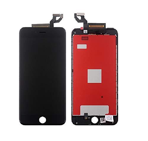 Janado LCD Display voor iPhone 6S Plus voorgemonteerd Touch Black + gereedschap plakstrip